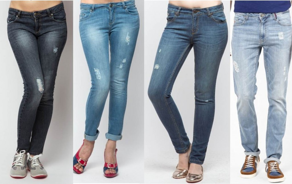 ripped denim jeans summer fashion trends