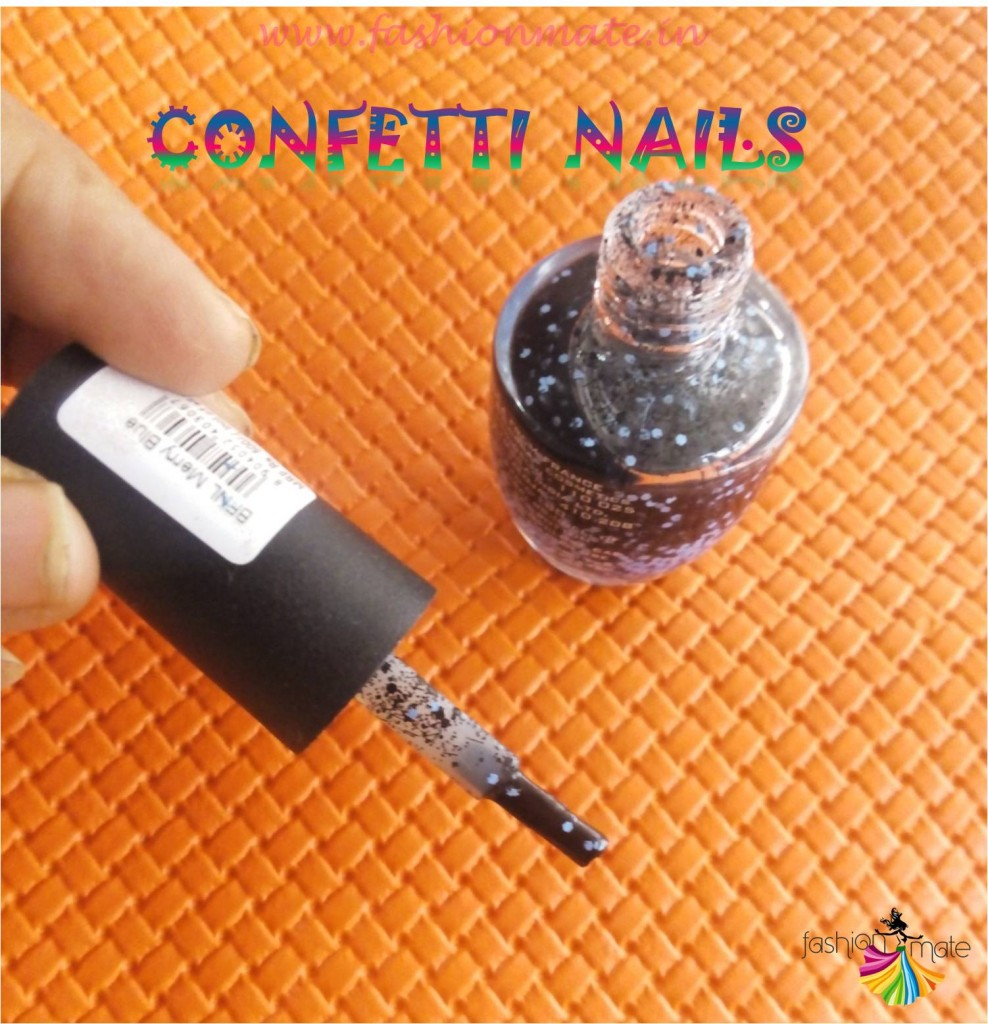 Cheap Confetti graffiti nail colours for nail art
