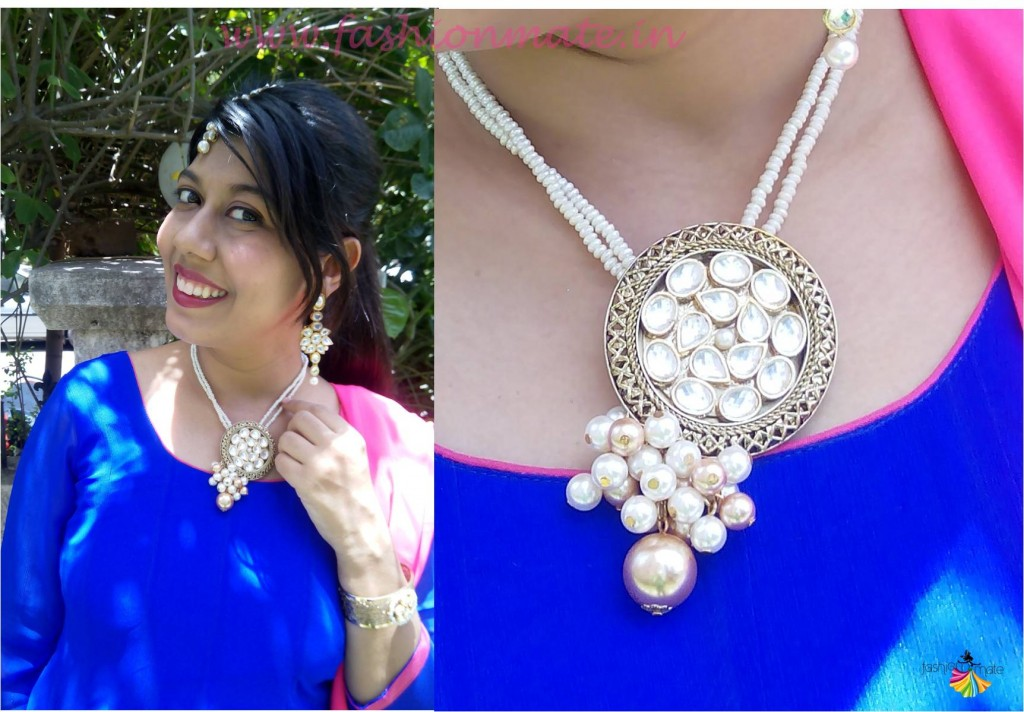 DIY how to style your brooch as pendent - wedding jewellery restyle
