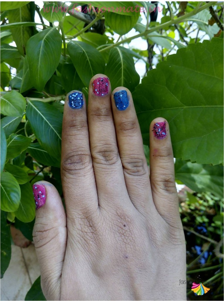 Easiest nail art nail paint for begginers beauty blog tips