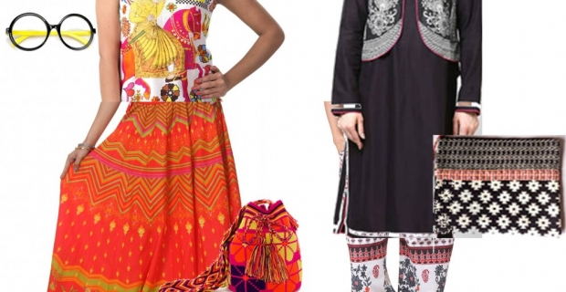 Stay Quirky this Summer with Indo-western Fashion!