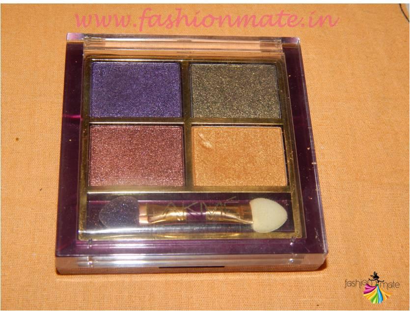 Lakme Tangerine rush eye shawdow palette