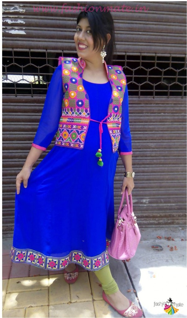 Pregnancy outfit of the day- maternity kurti online