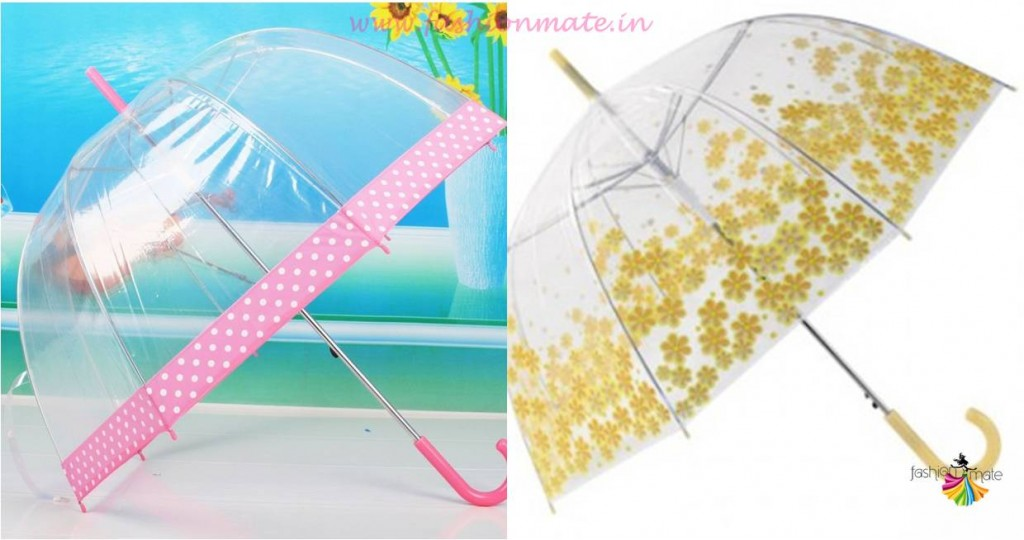 trendy bubble umbrella monsoon fashion trends rain wear 2015