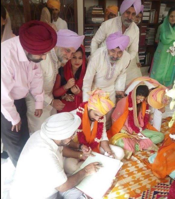 Shahid Kapoor Mira Rajput wedding 2015