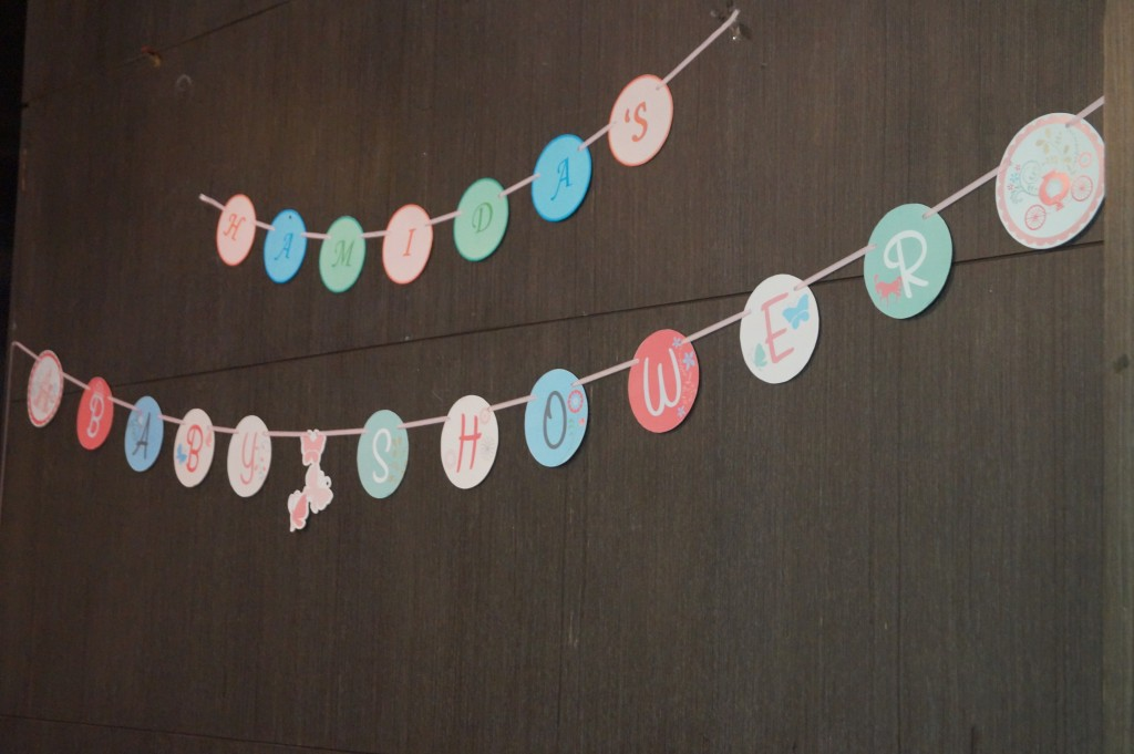 Cute cheap babyshower banners online