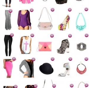 Fall fashion Alert – Mix & Match your outfits with Wardrobe Bingo!