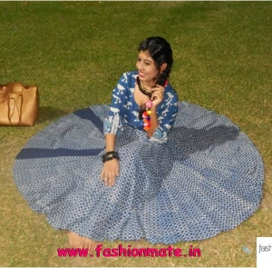 Indian Ethnic wear by House of Tuhina- Celebrate ur festivals with a Good Cause!