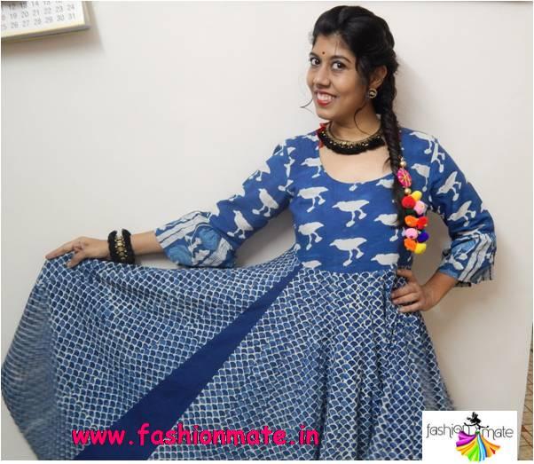 Indian designer wear for Diwali festival