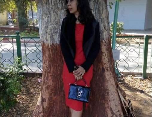 Red Dress for Valentine's – Day & Night Outfit
