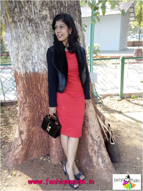 Red outfit ideas for Valentine Day & Night party