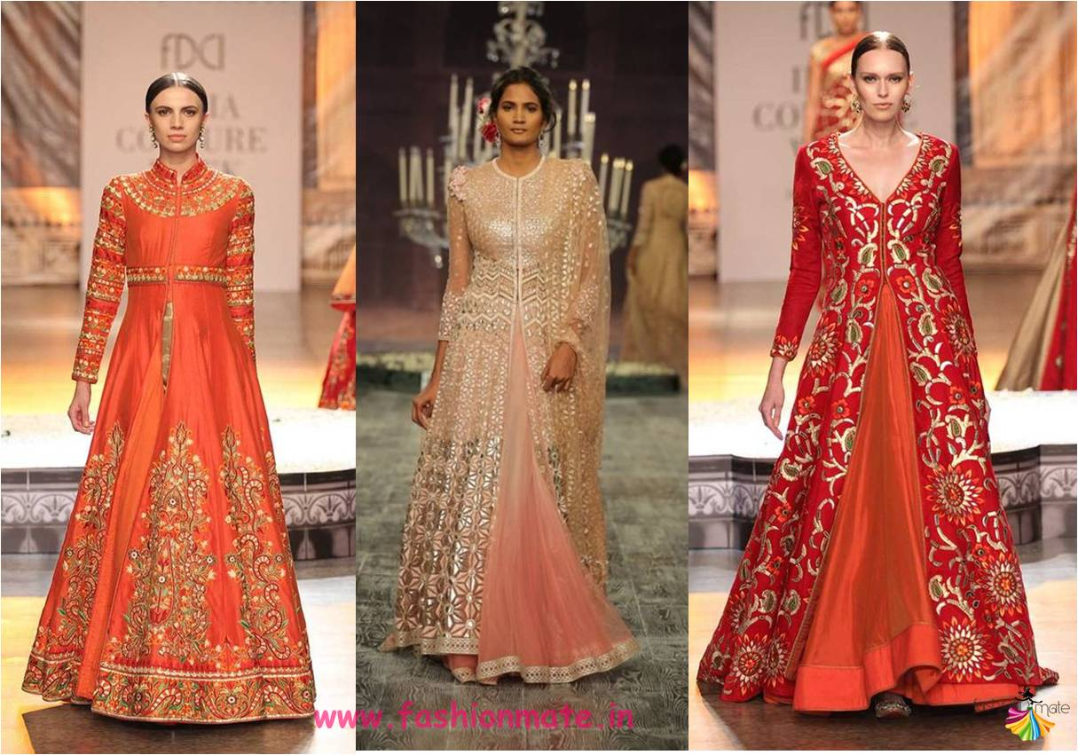 anarkali-lehenga-bridal-fashion-trends-2016