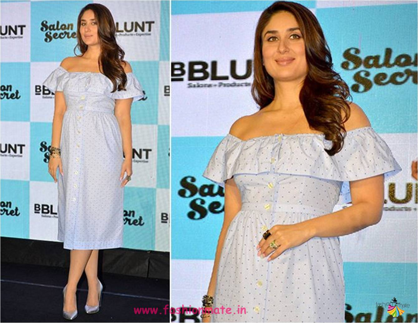 kareena-kapoor-cute-pregnancy-outfits-offshoulder-hm-gown