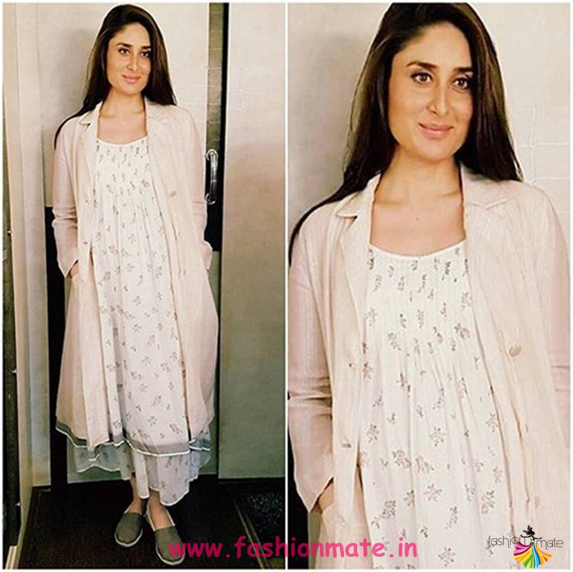 0e01380c1896c 12 most gorgeous looks from Kareena Kapoor Khan's Maternity Style ...