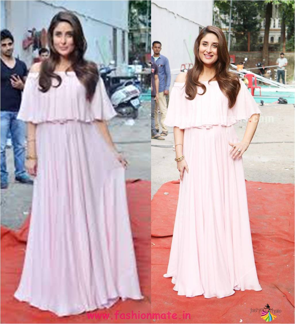 kareena-kapoor-maternity-style-offshoulder-high-waist-swapnil-gown