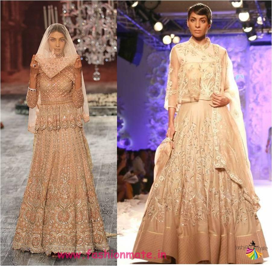 colour-co-ordinate-lehenga-bridal-fashion-trend-2017colour-co-ordinate-lehenga-bridal-fashion-trend-2017