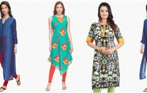 7 ways to look trendy in Kurtas