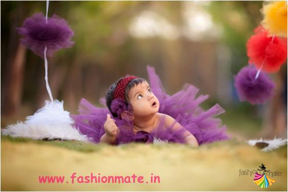 Adorable 9 Month Baby Girl Photoshoot Ideas