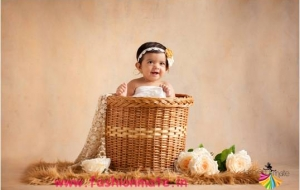 Adorable & creative Baby girl photo shoot ideas for your 9months old!