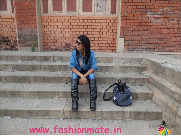 autumn-fall-fashion-looks-denim-shirt-leather-backpack-boots
