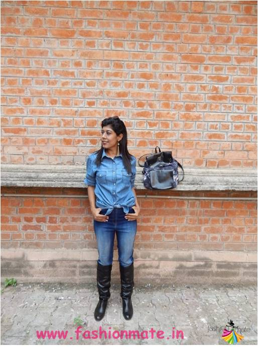 new-mommy-fashion-dairies-denim-shirt-boots-for-fall