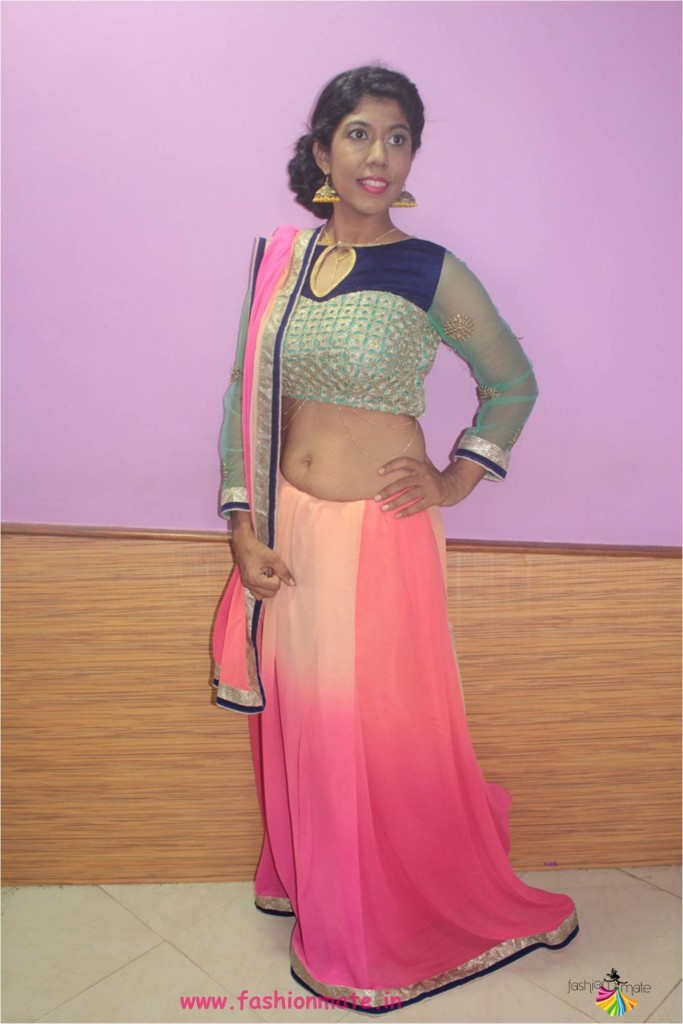 ... saree-lehenga-style-indian-fashion-tips   Fashion Mate   Fashion Mate