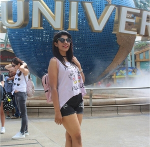 What to wear at Theme Parks – Universal Studios Singapore Style Guide!