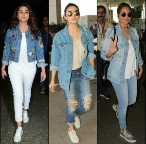 Alia Sonakshi or Parineeti – Who wore the Denim Trend better?