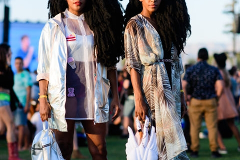 Trend Report – Best Fashion Outfits at Coachella 2017!