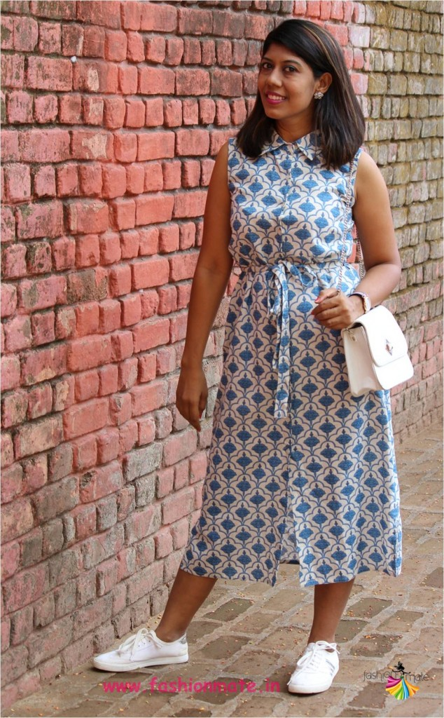 different ways to style a midi dress