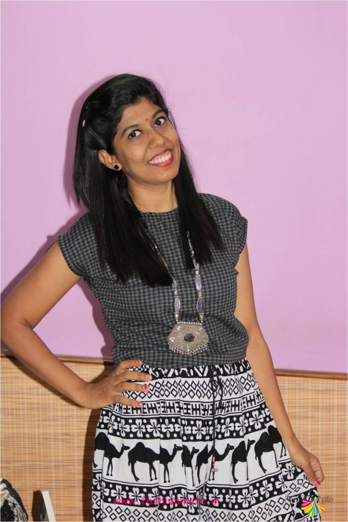 Different ways to style one outfit - Indian fashion blog restyle