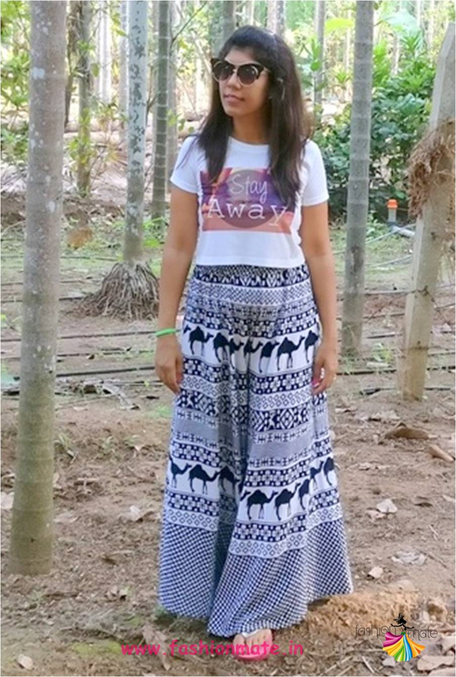 Indian outfit for Western Look - Fashion outfit Restyle