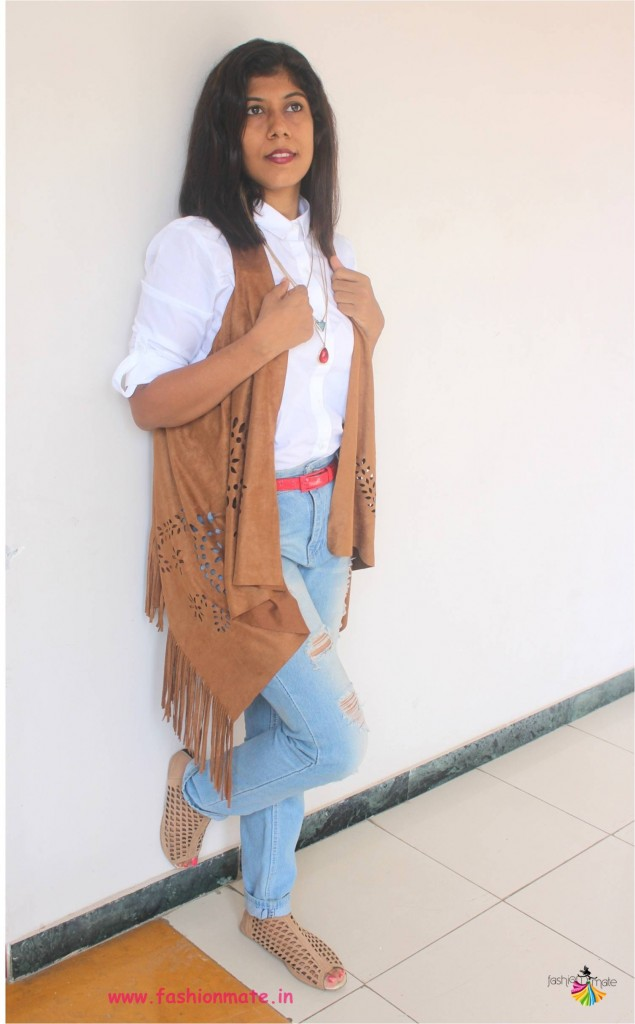 androgynous look - Top Indian fashion blogger