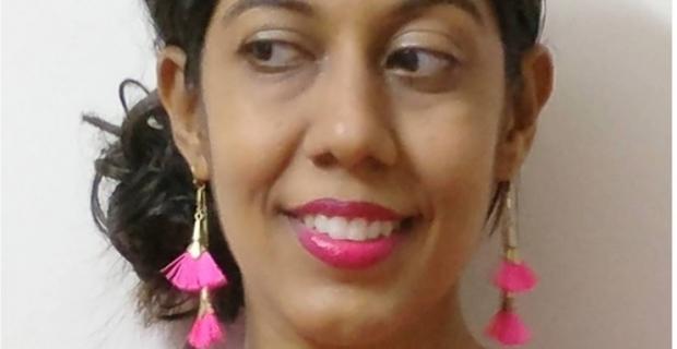My bandhani Dress pattern – Indian TieDye dress!