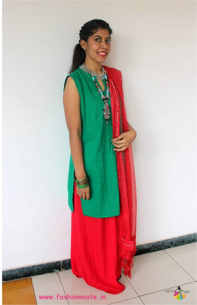 indian fashion blogger tips - festive workwear for navratri 2017