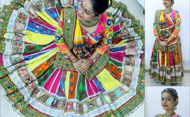Navratri Fashion – Different stylish looks for all the nine nights of Navratri festival!