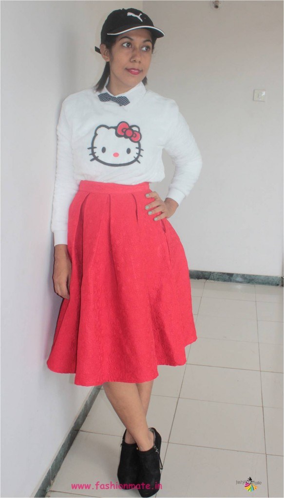 Two Ways To Style One Outfit Top Indian Fashion Blog