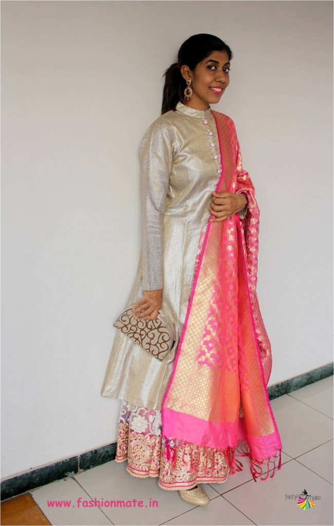 jacket lehenga for diwali - festive diwali outfit 2018
