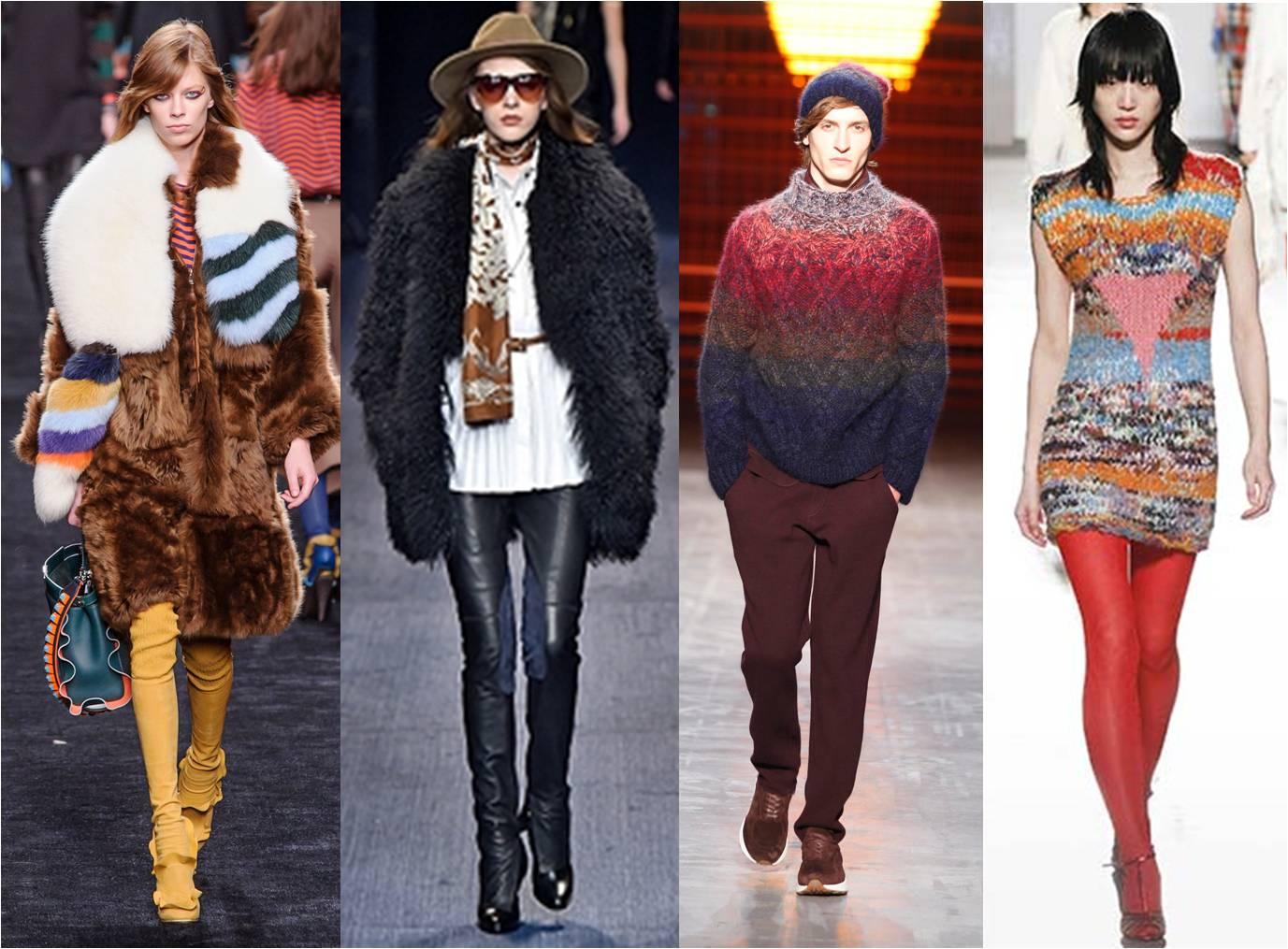 oversized fur sweaters -autumn fall fashion trends 2017oversized fur sweaters -autumn fall fashion trends 2017