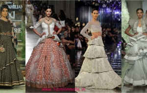 Hottest Bridal Lehenga designs to pick from India Couture week 2017