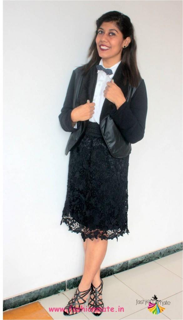 winter fall formal wear fashion women