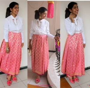 7 ways to wear Banarasi silk dupatta – Drape your fashion!