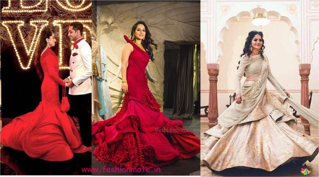 Bridal Dresses 2018 in India
