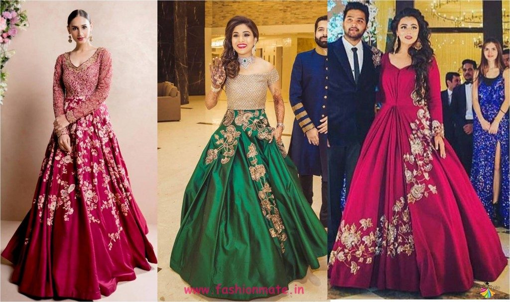 8 most amazing bridal gown inspirations from real brides in 2018 ...