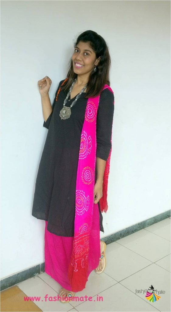 one outfit four ways to wear - sustainable fashion india