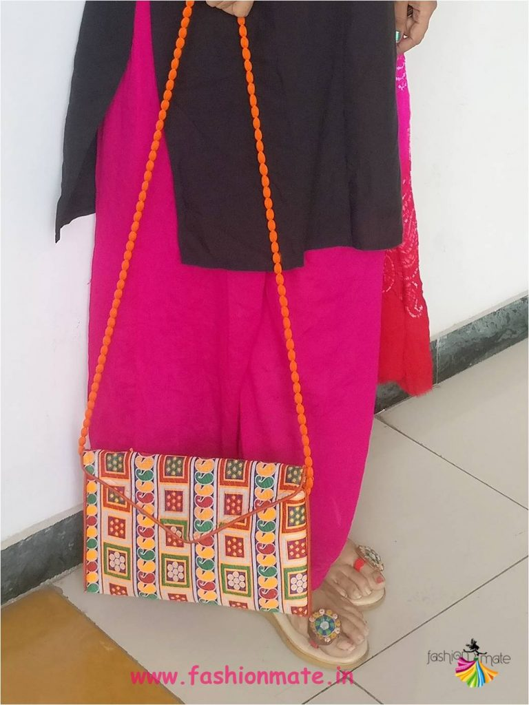 spring summer ethnic fashion trends - palazzo pants