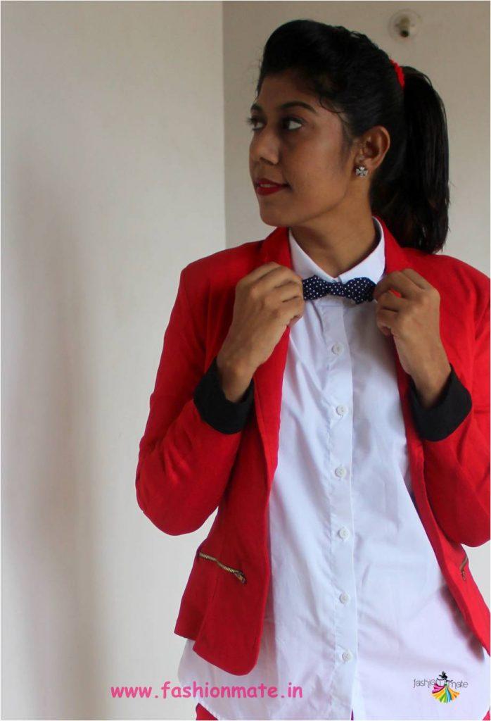 women's bow-tie fashion trend - summer 2018