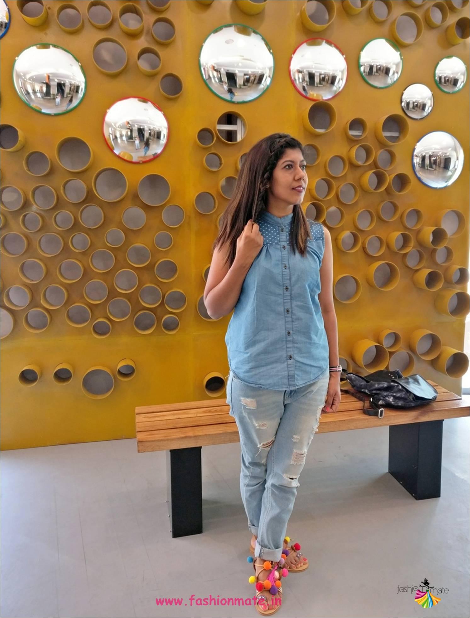 Indian Fashion Blogger Style Tips Denim Over Denim Trend 2019