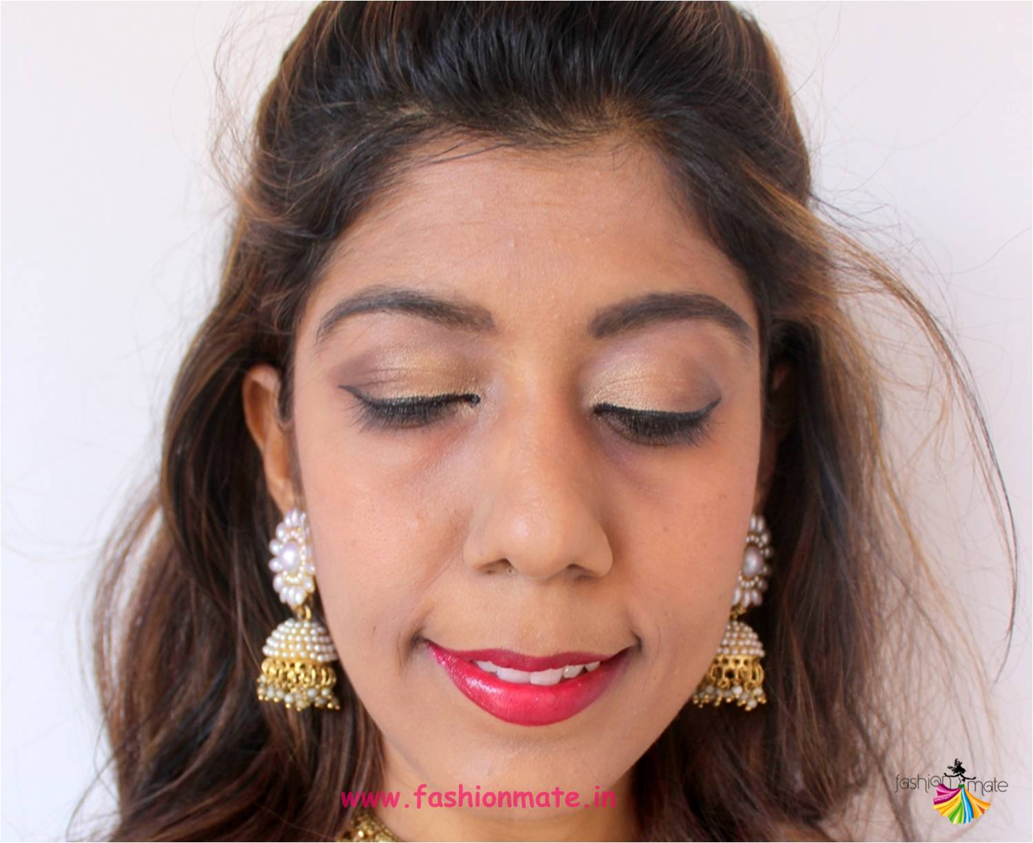 Wet dewy makeup for indian skin tone fashion mate fashion mate Fashion makeup and style tips