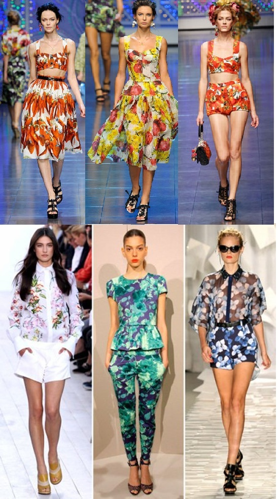 Trends Spring/Summer 2012: TropicaLia and Lots of Fruit